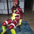 Tomiko Spiderwoman Chairtied