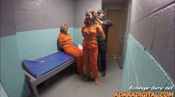 ADARA & DORTHY JAILED & BOUND