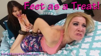 Feet as a treat – Sydney S & Whitney Morgan – TerraMizu