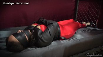 ShinyBound Productions – Kingsley – Straightjacket Escape Challenge