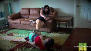 Nyxon & GiGi Teaching Her Daughter A Lesson