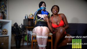 Nyxon & Paris Love Double JOI Chairtie