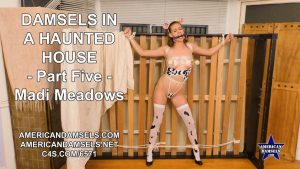 Damsels In A Haunted House Part Five Madi Meadows