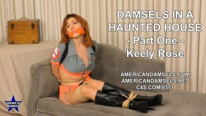 Damsels In A Haunted House Part One Keely Rose