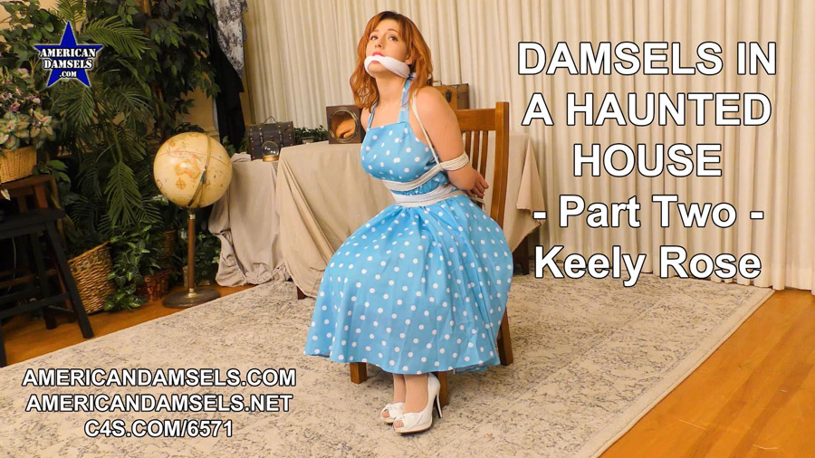 Damsels In A Haunted House Part Two Keely Rose