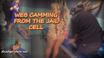 Adara Digital – ADARA JORDIN – WEB CAMMING FROM THE JAIL CELL HD