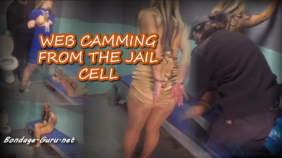 WEB CAMMING FROM THE JAIL CELL HD