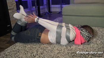 Rachel Adams – Babysitter Bound in Bondage Games