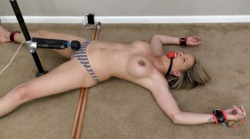 Bella vs. Her Coerced Orgasms – BondageJunkies Clips