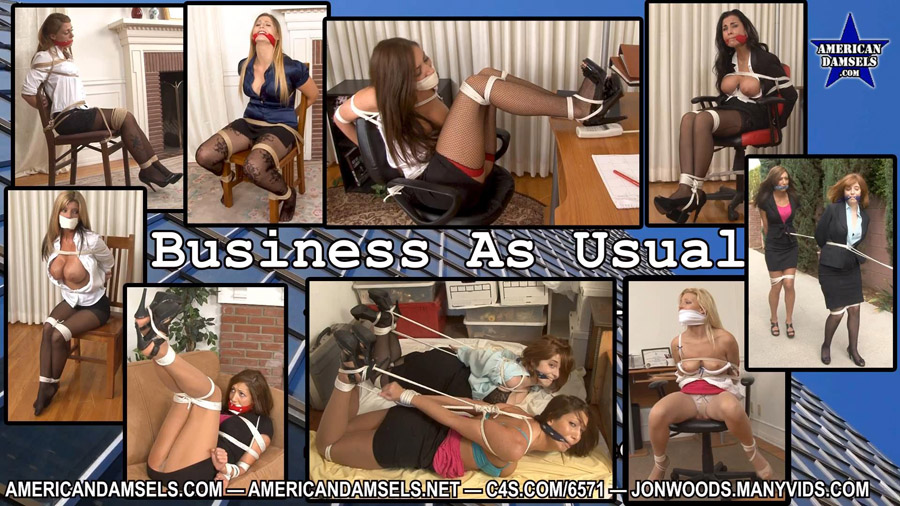 Business As Usual Complete and Remastered