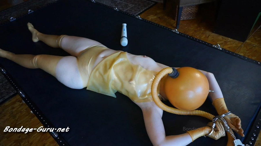 Elise Graves Rubber Rub Out