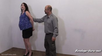 Torvea Films – Handcuffed Jail Booking – Paige Turner