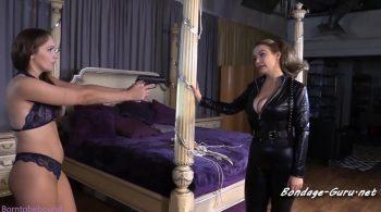 Rachel Adams – Trainers revenge – Bondage: JJ Plush, Born to be Bound