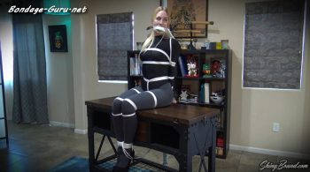 ShinyBound Productions – Jolene Hexx- Leotard Bound