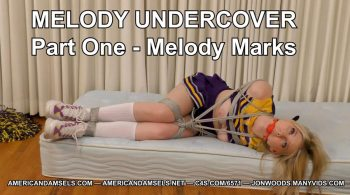 AMERICAN DAMSELS by Jon Woods – Melody Undercover – Part One – Melody Marks