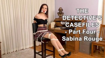 AMERICAN DAMSELS by Jon Woods – The Detective's Casefiles – Part Four – Sabina Rouge
