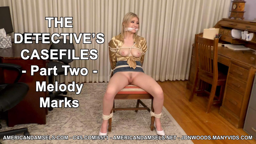The Detectives Casefiles Part Two Melody Marks