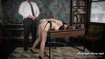 That Bondage Girl – His Secretary