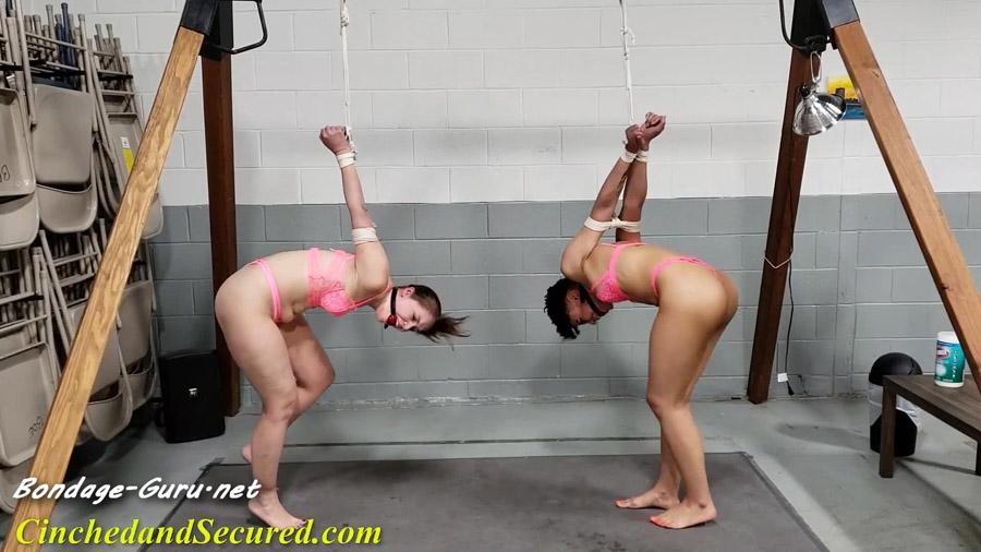 Rachel and Jayda Hanging Around