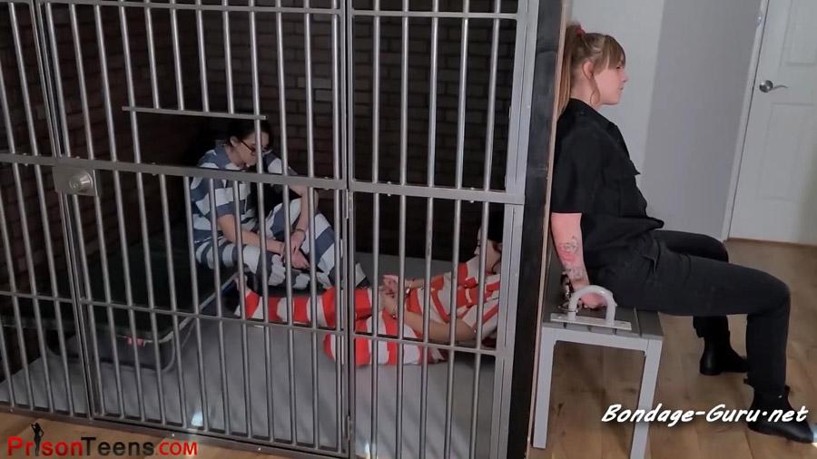 Amanda and Persephone Arrested Part 3