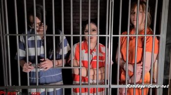 BoundLive, Prison Teens – Amanda and Persephone Arrested Part 4