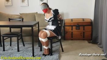 Cinched and Secured – Rachel Adams – Maid's Night In