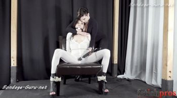 Fetish Pros Bondage Fetish Videos – Real-Life Dommes Agatha Delicious and Irene Silver Roleplay to Climax!