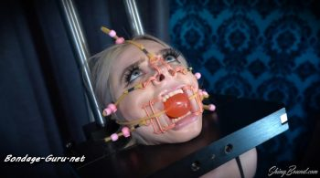 Kaiia Eve – The Game Part 3 – The Fucking Chair – ShinyBound Productions