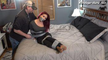Bondage Mischief – Sarah Surprised Guest