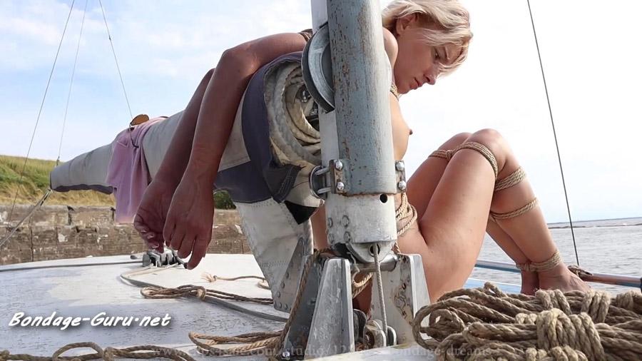 Sofi on a yacht 2 Part 3